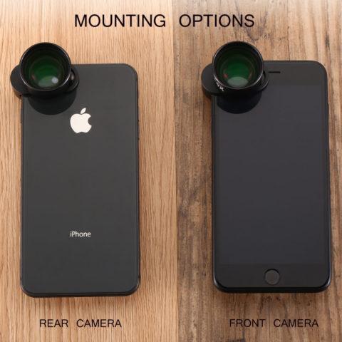 86d6fdd3ec5ea1 iPhone Lens, Phone Camera Lens Kit – 2.0X Zoom Telephoto Lens, 20X Macro  Lens, 120°Wide Angle Lens, 180°Fisheye Lens, 4 in 1 Clip On Cell Phone  Camera Lens ...